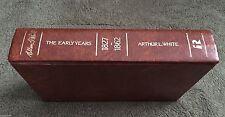 Ellen G. White The Early Years 1827-1862 (vol. 1) Arthur L. White (Hardcover)