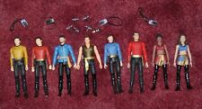 Star Trek TOS Mirror Universe Art Asylum action figures