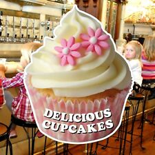 DELICIOUS CUPCAKES mobile catering van coffee shop cafe restaurant pub