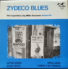 Zydeco Blues - Legendary Jay Miller Sessions Vol 14 - Flyright 539