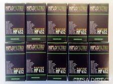 KTM 250 XC-F (2013 to 2017) HIFLOFILTRO FILTRO DE ACEITE (HF652) X Paquete De 10