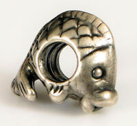 VINTAGE MA 925 MICHAEL ANTHONY ITALY STERLING SILVER CHARM FISH OCEAN NAUTICAL
