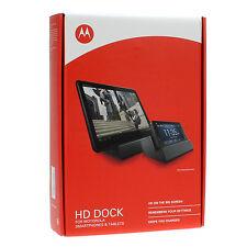 Motorola Atrix 2 II 4G MB865 Desktop Sync Charging Charger Pod Dock Cradle Stand