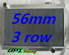 3 core Aluminum Race Radiator Holden torana LJ LC LH LX V8 with chev engine V8