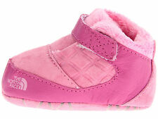 New  The North Face Kids Havoc Bootie Baby Girl Fur Warm Shoes  3 infant