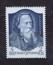AUSTRIA 1974  MNH SC.998 Franz Steizhamer,poet