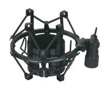 Microphone SHOCKMOUNT Holder for Large Diaphram Condenser Mic Clip Shock Mount