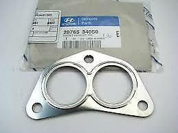 GENUINE BRAND NEW HYUNDAI SANTA FE 2000-2005 GASKET - EXHAUST PIPE