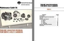 Rockwell International 1979 - Maintenance Guide #16 Failure Analysis Manual For