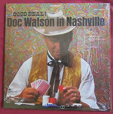 DOC WATSON   LP ORIG US IN NASHVILLE