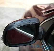 FITFOR VOLVO S40 S80 S60 V60 XC90 DOOR SIDE MIRROR RAIN GUARD VISOR SHADE SHIELD