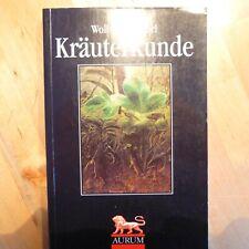 Kräuterkunde von Wolf-Dieter Storl     - Buch -Sehr guter Zustand -