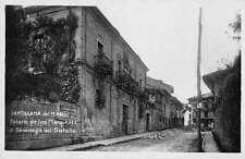 Santillana del Mar Spain Palacio de los Marqueses Real Photo Postcard J47979