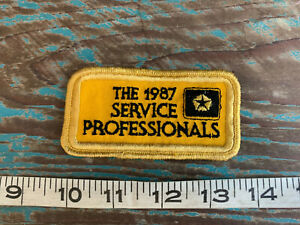 USED 1987 DODGE CHRYSLER PLYMOUTH PATCH SERVICE PROFESSIONALS FIVE 5 STAR MOPAR