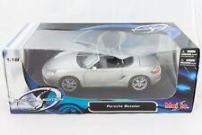 Maisto 2006 Porsche Boxster 1/18