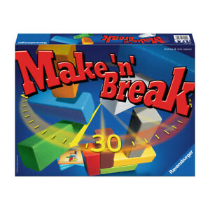 Ravensburger Make 'N' Break Board Game NEW