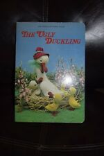 Vntg The Ugly Duckling Board Book published by The World of Fairy Tales Froebel