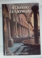 56444 Alfieri - Il duomo di Monreale - Documenti d'arte De Agostini 1983 I ed.