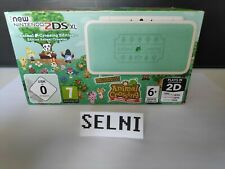 NEW NINTENDO 2DS XL ANIMAL CROSSING LIMITED EDITION BRAND NEW