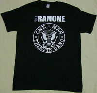The RAMONE- A One Man Tribute Band T-Shirt