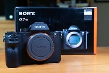 Sony A7R II - 42.4MP Full-Frame Mirrorless Camera - Body Only, Mint Condition