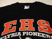 Pioneer Mascot ELYRIA OHIO High School CLASS OF 2013 T Shirt FREE Shipping Large