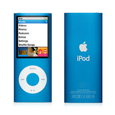 Apple iPod Nano 4th Generation Blue (8GB)