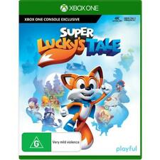 Super Lucky's Tale XBOX ONE GAME BRAND NEW FREE POSTAGE