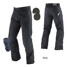 KOMINE PK-710 Riding M-Jeans Ⅱ Black Size Variations