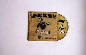 Sondaschule Von A Bis B GER Adv Cardcover CD 2010 Ska Punk Funpunk