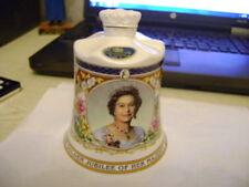 Queen Elizabeth II Golden Jubilee  Aynsley Bone China Bell 2002 Unboxed
