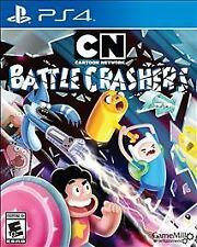Cartoon Network: Battle Crashers (Sony PlayStation 4, 2016) Brand New  Fast  PS4