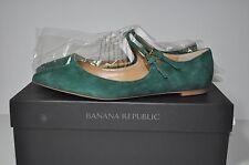 Banana Republic Women's Shoes Adana Loch Green 6 1/2