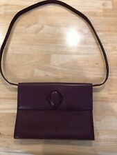 Vintage Cartier Leather Purse Stunningly Classic