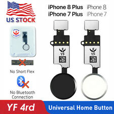 YF 4rd Universal Home Button For iPhone 7 / 8/ 7Plus / 8 Plus Return Function US