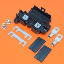 Heavy Duty Midi voiture porte-fusible avec 100 Amp bande Fusible bornes & thermorétractables