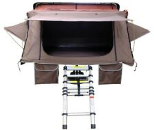 Takao XL Hardshell Roof Top Camp Tent For Cars Trucks SUVs Fits 5 Person