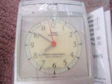 Kundo Space timer Funkwecker Silent comfort Alarm silber farben Radio controlled