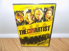The Con Artist (DVD, 2011) Donald Sutherland, Rossif Sutherland, BRAND NEW!!!