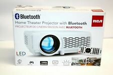 Rca 1080P Led Home Theater Projector Rpj104 With Bluetooth