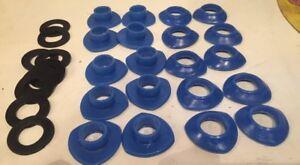 10 Grommets Snap N Tap Plastic,No 706,  Coghlans Ltd