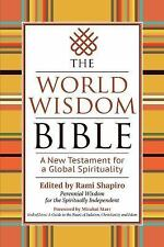THE WORLD WISDOM BIBLE - SHAPIRO, RAMI (EDT)/ STARR, MIRABAI (FRW) - NEW PAPERBA