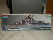 Monogram 1/310 Scale Destroyer U.S.S. Ramsey