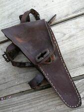 Alte Fahrrad Werkzeugtasche Rahmentasche Leder Oldtimer Mifa Miele Diamant