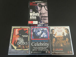 The Woody Allen Collection - DVD Boxset VGC+