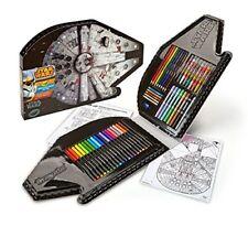 Crayola Millennium Falcon Art Kit - 75 Pieces - NEW