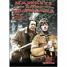Hawkeye and the Last of the Mohicans V.1 [DVD] [2004]