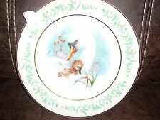 Avon Gentle Moments plate 1975 - Swans - Enoch Wedgwood
