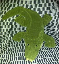 Folkmanis Folktails Alligator Plush Puppet 17""