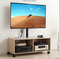 Tavr Furniture RLTW1002 32-65in. Floor TV Stand - Black
